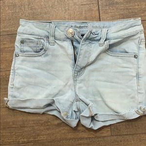 Women's American Eagle jean shorts